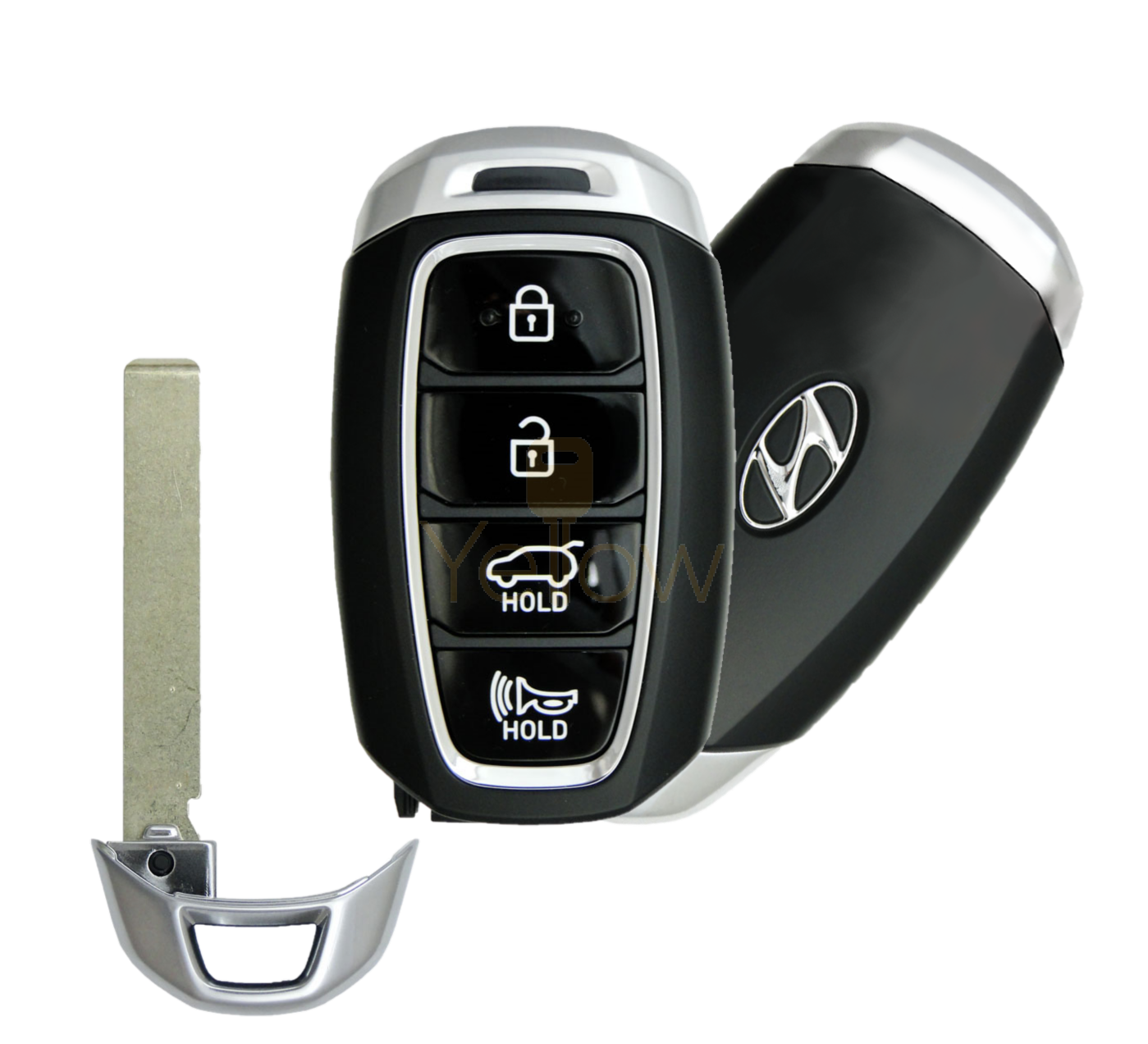 2019 HYUNDAI SANTA FE SMART KEY 4B HATCH PN 95440-S1000