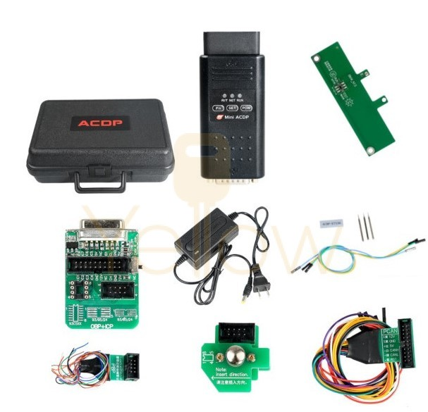 NEW! MINI ACDP KEY PROGRAMER FOR BMW FULL VERSION