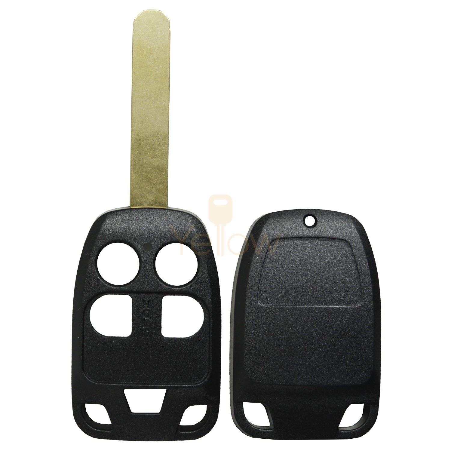 HONDA REMOTE HEAD KEY SHELL 5 BUTTON