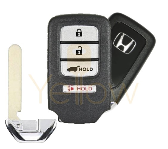 2018-2019 HONDA CR-V 4B SMART KEY - PN 72147-TLA-X010