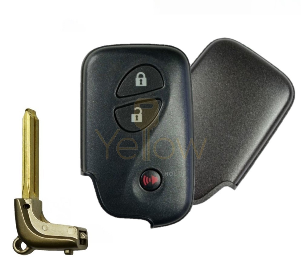 REPLACEMENT 2010-2017 LEXUS RX350 RX450H CT200H SMART KEY 3B  GNE BOARD PN 89904-48481