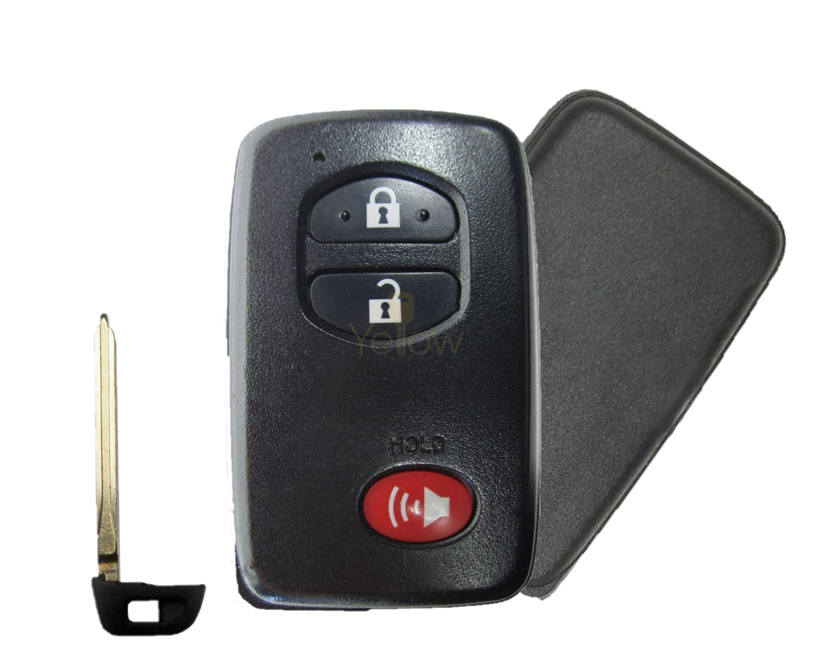 2008-2013 TOYOTA SMART KEY 3B PN (0140 BOARD) 89904-48100
