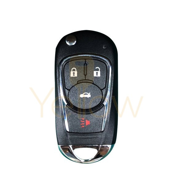 XHORSE BUICK STYLE - 4B UNIVERSAL REMOTE FLIP KEY FOR VVDI KEY TOOL (WIRED)
