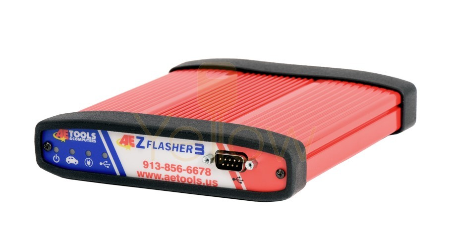 AE TOOLS: AEZ FLASHER 3 - J-2534 PROGRAMMER