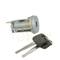 ASP C-30-176 IGNITION LOCK FOR TOYOTA VEHICLES WITH TRANSPONDER - CODED