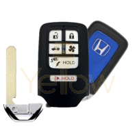 2018 HONDA CLARITY SMART KEY 6B TRUNK / FAN / PLUG-IN