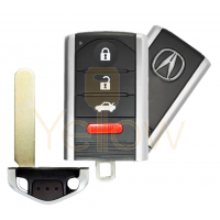 2013-2015 ACURA ILX SMART KEY 4B PN 72147-TX6-A11