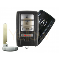 2015-2017 ACURA SMART KEY 4B TRUNK