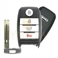 2014-2017 KIA RIO SMART KEY 4B HATCH PN 95440-1W101