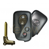 2010-2019 LEXUS GX460 RX350 4B HATCH GLASS SMART KEY  GNE BOARD PN 89904-60590