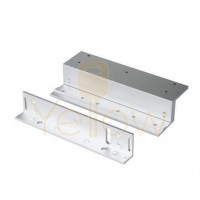 SECO-LARM - Z BRACKETS FOR 600LB SERIES ELECTROMAGNETIC LOCKS INDOOR
