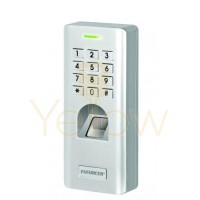 SECO-LARM - ACCESS CONTROL DIGITAL KEYPAD & FINGERPRINT READER - 3000 USERS - WEATHERPROOF