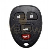 GM KEYLESS ENTRY REMOTE 4B