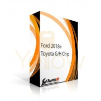 AUTEK SOFTWARE FOR FORD 2018+ AND TOYOTA G AND H CHIP