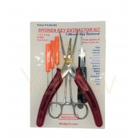 WEDGECO - BROKEN KEY EXTRACTOR KIT  #3300