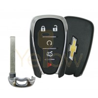 2021 CHEVROLET CAMARO / MALIBU SMART KEY 5B - PN 13522891