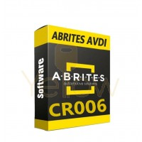 ABRITES - AVDI - CR006 - CHRYSLER - DODGE - JEEP - INSTRUMENT CLUSTER DATA ADVANCED CONFIGURATION SOFTWARE