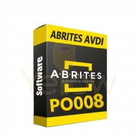 ABRITES - AVDI - PO008 - PORSCHE ADVANCED DIAGNOSTIC FUNCTIONALITY / KEY PROGRAMMING