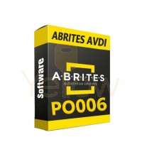 ABRITES - AVDI - PO006 - PORSCHE INSTRUMENT CLUSTER / ENGINE CONTROL MODULE RE-CALIBRATION