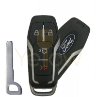 FORD FUSION 1 WAY SMART KEY 4 BUTTON TRUNK PN 164-R8109 PN 5926060