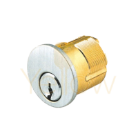 GMS 1 MORTISE CYLINDER 5-PIN KWIKSET 1176 US26D KEYED-ALIKE A2 AR CAM