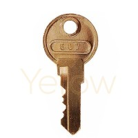 ABUS - MASTER CONTROL KEY FOR ABUS 78/50 KC B- KEY CONTROL PADLOCKS