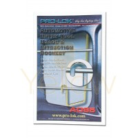 PRO-LOK - AUTOMOTIVE ENTRY TOOL USAGE & INSTRUCTION BOOKLET