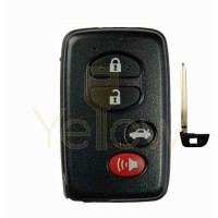 2011-2016 SCION TC SMART KEY 4B (GNE BOARD)