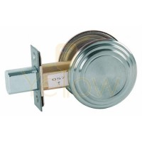 ARROW D60 GRADE 1 EXIT DEADBOLT (BRASS)