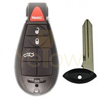 CHRYSLER DODGE FOBIK KEY 4B
