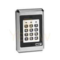 RCI 9212ILW - ILLUMINATED KEYPAD FOR SINGLE GANG FLUSH MOUNT APPLICATIONS - INTERIOR/EXTERIOR