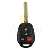 2013-2015 SCION XB REMOTE HEAD KEY 4B (H CHIP)
