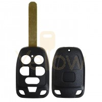 HONDA REMOTE HEAD KEY SHELL 6 BUTTON
