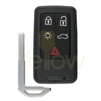 2007-2018 VOLVO SMART KEY 5B TRUNK / APPROACH LIGHTS