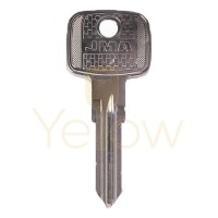 (5 PACK) MB39 / HU37 MERCEDES BENZ MECHANICAL KEY - JMA ME-HY