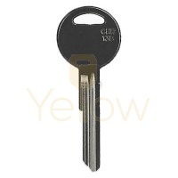 (5 PACK) CHRYSLER / DODGE / JEEP Y138 MECHANICAL KEY - JMA CHR-13D