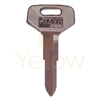 (10 PACK) CHRYSLER / DODGE / JEEP DC1 / X54 MECHANICAL KEY - JMA TOYO-14