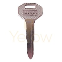 (10 PACK) CHRYSLER / DODGE / JEEP DC3 / X121 MECHANICAL KEY - JMA MIT-2I