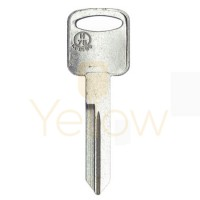 (10 PACK) FORD / LINCOLN / MERC H75 / 1196FD MECHANICAL KEY - JMA FO-15DE