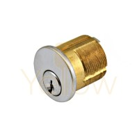 GMS 1-1/4 MORTISE CYLINDER 5-PIN SCHLAGE C US26D KEYED-ALIKE A2 AR CAM