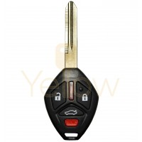 2006-2007 MITSUBISHI ECLIPSE GALANT REMOTE HEAD KEY 4B