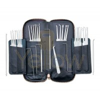 PRO-LOK - 32 PIECE PICK SET WITH CASE