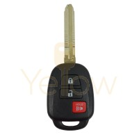 2013-2015 SCION XB REMOTE HEAD KEY 3B (H CHIP)