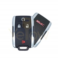 2014- 2019 GMC KEYLESS ENTRY REMOTE 4B - PN 13580082.