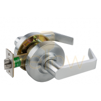 ARROW QL01 PASSAGE CYLINDRICAL LEVER LOCK (CHROME)