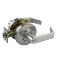 ARROW QL97 INTRUDER CLASSROOM CYLINDRICAL LEVER LOCK (CHROME)