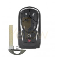 REPLACEMENT 2018-2020 BUICK 5 BUTTON SMART KEY HATCH / REMOTE START - 13521090