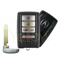 2014-2019 ACURA MDX RDX SMART KEY 4B HATCH