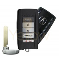 2014-2015 ACURA MDX SMART KEY 5B/ REMOTE START 2-WAY