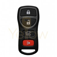 2005-2015 NISSAN ARMADA KEYLESS ENTRY REMOTE 4B HATCH